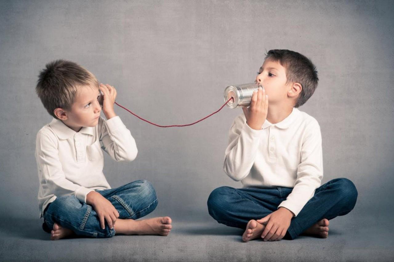 Дитяча комунікація