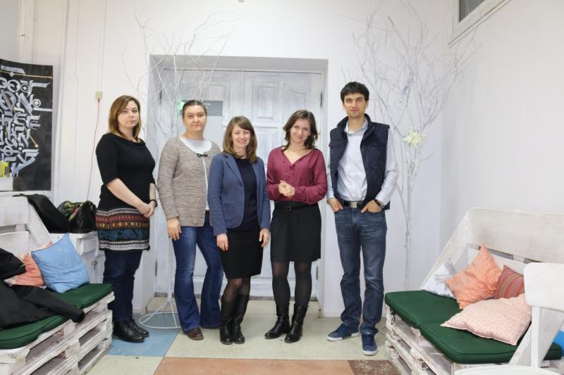 Ораторський клуб - грудень-2016, Київ