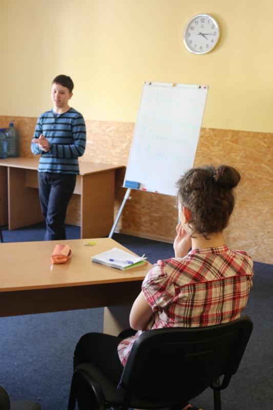 Школа нової комунікації - весна-2016, Київ