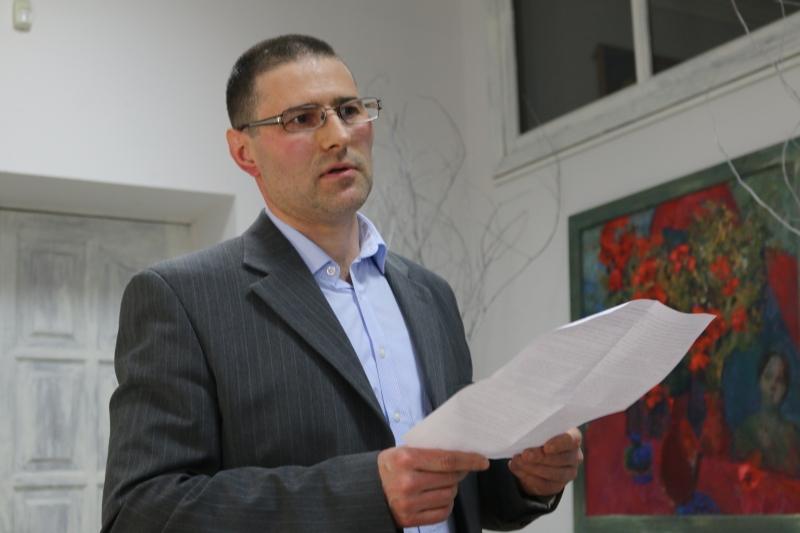 Випускний на курсі - Вам слово - 2016, Київ
