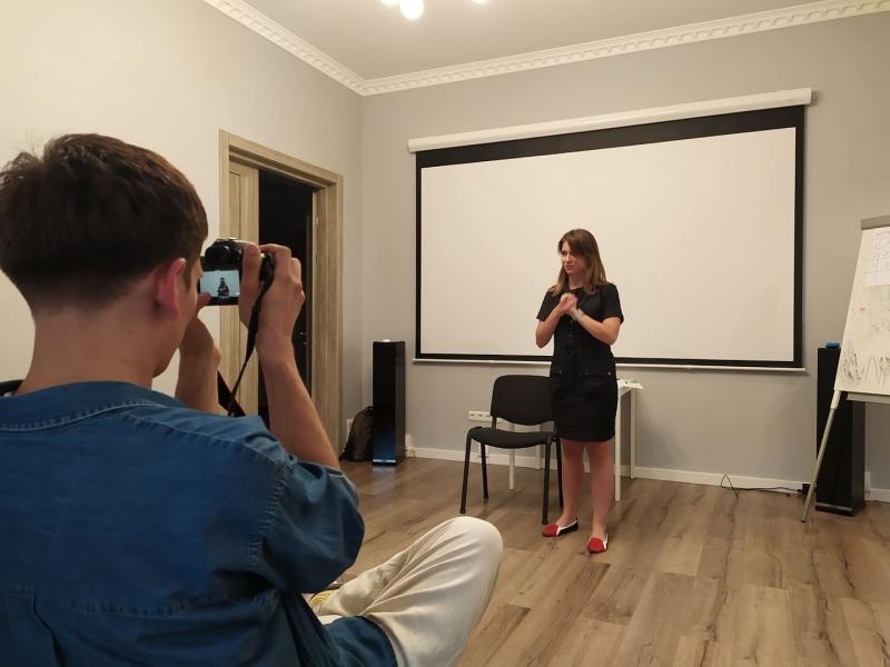 Треніг - Вам слово - серпень-2019, Київ