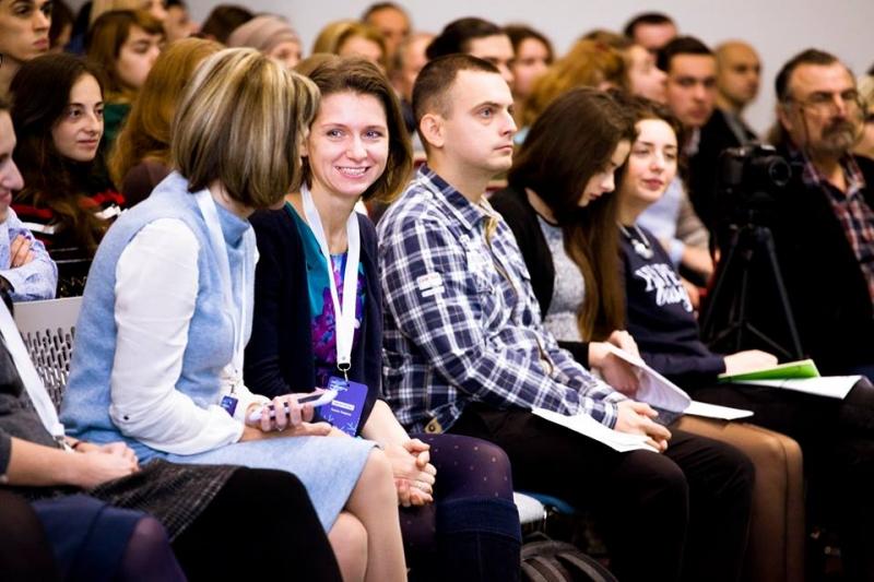 Дискусійна панель на Life engineering forum - жовтень-2018, Львів